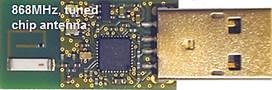 868MHz Chip Antenna