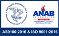 AS9100/iso9001 Certification