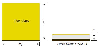 gbbl-slc  border Style U Configuration
