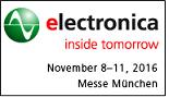 Johanson at Electronica 2016 trade show