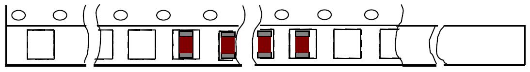 L07-C Inductor tape tape orientation