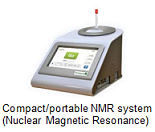 Compact portable Nuclear Magnetic Resonance system