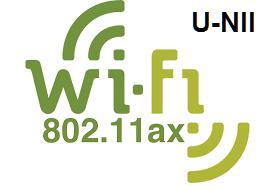 high rejection ceramic coaxial resonator filters 802.11ax, UNII, U-NII Low, U-NII High, U-NII Upper, U-NII-2A, and U-NII-3